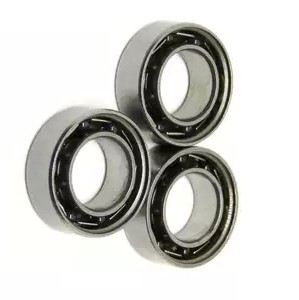 Bearing Catalogue Deep Groove Ball Bearing 6000 6001 6002 6003 6004 6005 6006 6007 6008 6009 6010 6021 6022 6023 6024 Open Z Zz 2z 2RS RS for Machinery